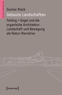 Cover Gebaute Landschaften