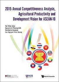 Cover 2015 Annual Competitiveness Analysis, Agricultural Productivity And Development Vision For Asean-10