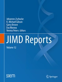 Cover JIMD Reports - Volume 12