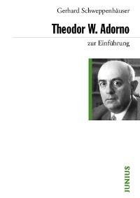 Cover Theodor W. Adorno