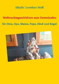 Cover Weihnachtsgeschichten zum Davonlaufen