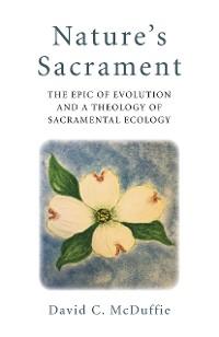 Cover Nature's Sacrament