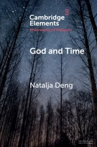 Cover God and Time