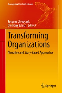 Cover Transforming Organizations