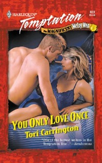 Cover You Only Love Once (Mills & Boon Temptation)