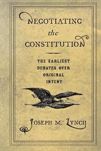 Cover Negotiating the Constitution