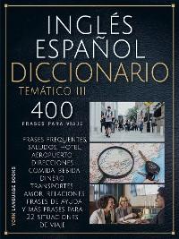 Cover Inglés Español Diccionario Temático 3