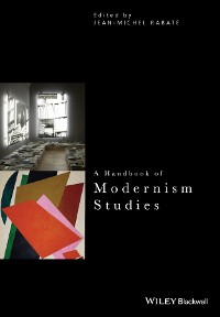 Cover A Handbook of Modernism Studies