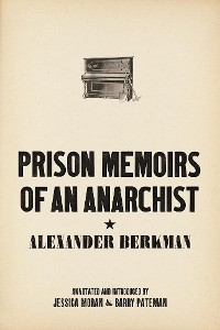 Cover Prison Memoirs of an Anarchist