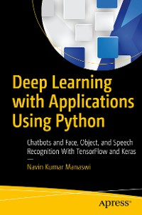 Cover Deep Learning with Applications Using Python