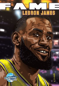 Cover FAME: LeBron James