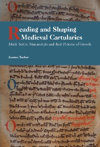 Cover Medieval Cartularies as Active Manuscripts