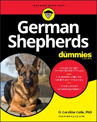 Cover German Shepherds For Dummies