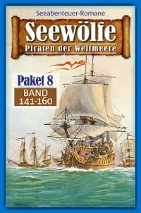 Cover Seewölfe Paket 8