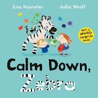 Cover Calm Down, Zebra