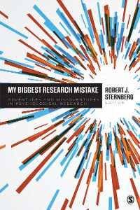 Cover My Biggest Research Mistake