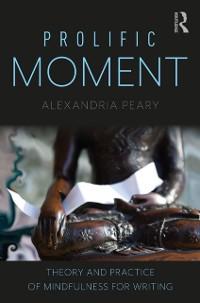 Cover Prolific Moment