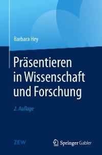 Cover Präsentieren in Wissenschaft und Forschung
