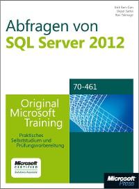 Cover Abfragen von Microsoft SQL Server 2012 - Original Microsoft Training für Examen 70-461