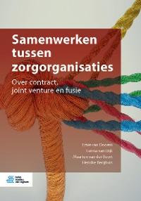 Cover Samenwerken tussen zorgorganisaties