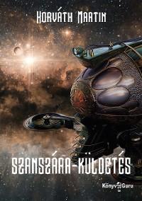 Cover Szanszára-küldetés