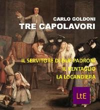 Cover Tre capolavori