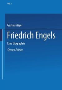 Cover Friedrich Engels