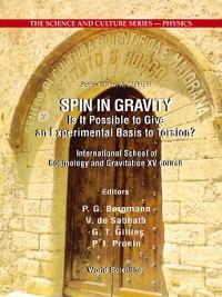 Cover Spin In Gravity--Is It Possible to Give an Experimental Basis to Torsion?