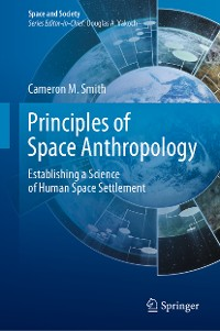 Cover Principles of Space Anthropology