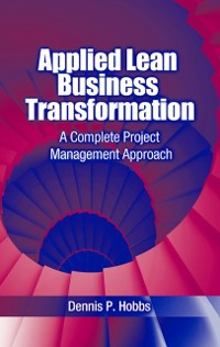 Cover Applied Lean Business Transformation