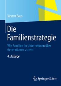 Cover Die Familienstrategie