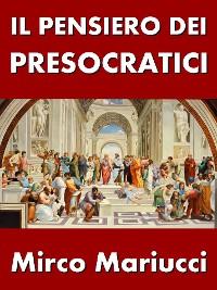 Cover Il pensiero dei presocratici