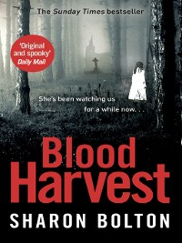 Cover Blood Harvest