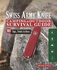 Cover Victorinox Swiss Army Knife Camping & Outdoor Survival Guide