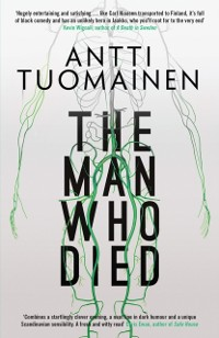 Cover Man Who Died