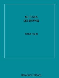 Cover Au Temps des Brumes