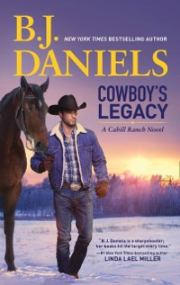 Cover Cowboy's Legacy (The Montana Cahills, Book 3)