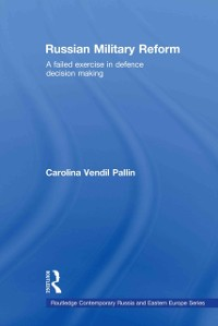 Cover Russian Military Reform