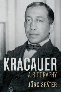 Cover Kracauer