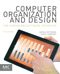 Cover Computer Organization and Design MIPS Edition
