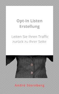 Cover Opt-In-Listen Erstellung