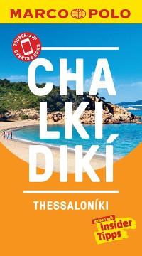 Cover MARCO POLO Reiseführer Chalkidiki, Thessaloniki