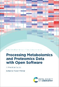 Cover Processing Metabolomics and Proteomics Data with Open Software