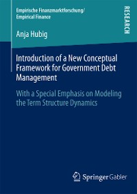 Cover Introduction of a New Conceptual Framework for Government Debt Management