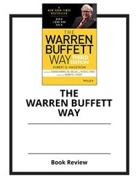 Cover The Warren Buffett Way