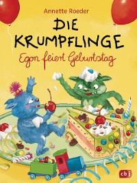 Cover Die Krumpflinge - Egon feiert Geburtstag