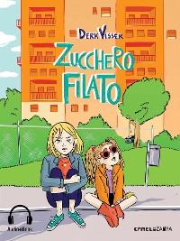 Cover Zucchero filato (Audio-eBook)
