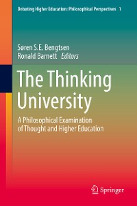 Cover The Thinking University
