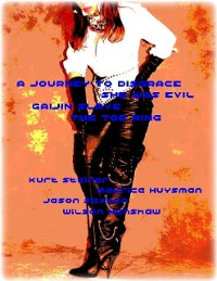 Cover A Journey to Disgrace - She Was Evil - Gaijin Slave - The Toe Ring
