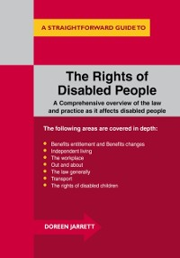 Cover Rights Of Disabled People